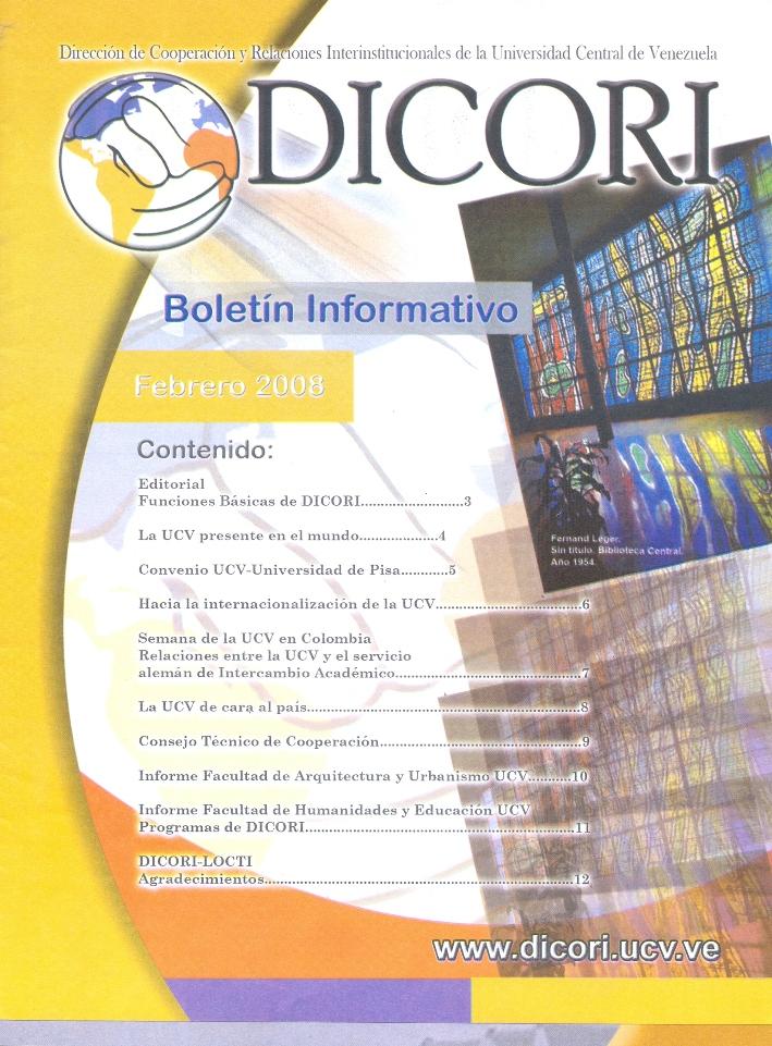 Boletin Octubre 2008