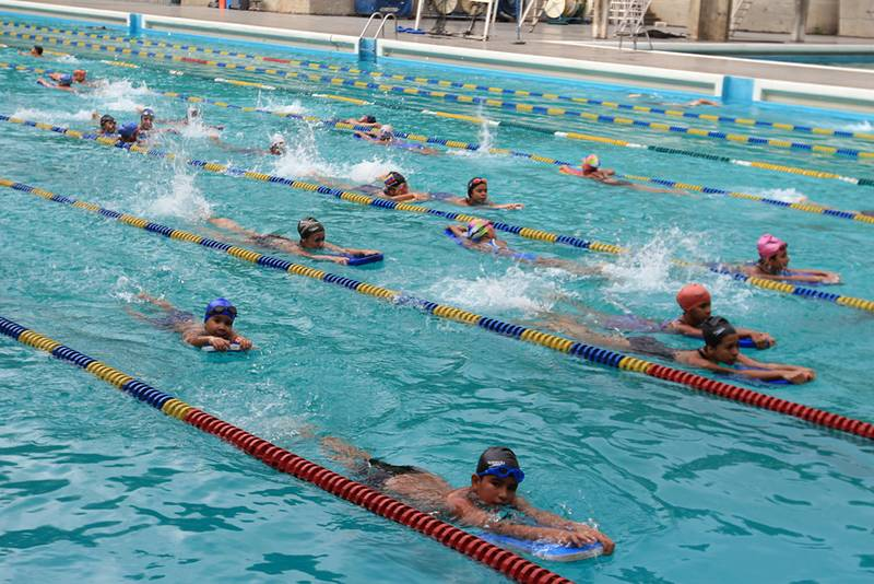 funciones de la natacion: